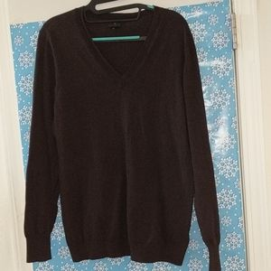 Worthington Brown light weight sweater